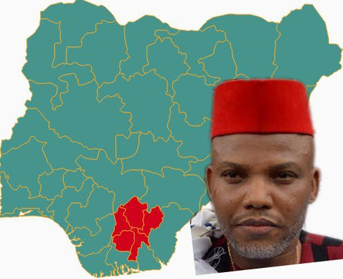 Desperate politician sponsoring Nnamdi Kanu - South-East group