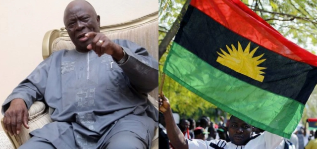 Biafra: Why South East is agitating for Nigeria's breakup – Ayo Adebanjo