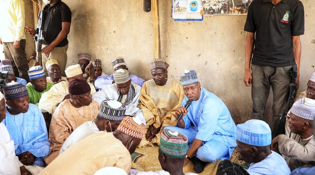 Babagana Zulum mobilizes Imams for Prayer, over the death of Abba Kyari