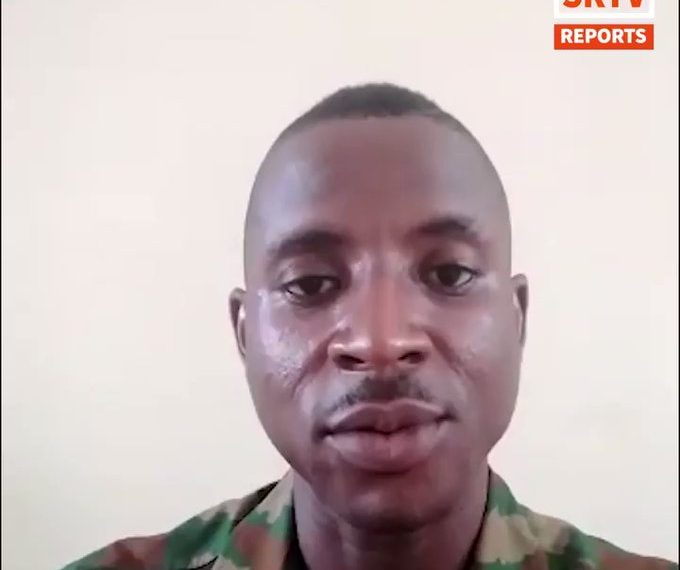 Buhari: Lance Corporal Martins Idakpini released after seven months