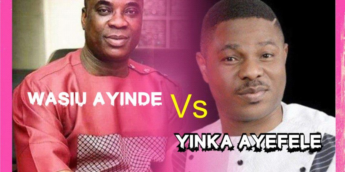 DJ Bastic - Wasiu Ayinde vs Ayefele Mixtape