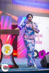 "HON. ABIKE DABIRI CHARGES NIGERIAN YOUTHS TO BE ""MORE""."