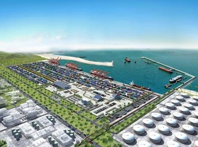Why Ibom Deep Seaport May Never Come to Pass - Monday Ekong
