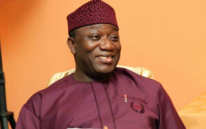 Fayemi don't really want any EKiti person to work with Buhari.