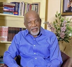 Pastor Richmond Leigh of Father's House Bible Church, is dead.