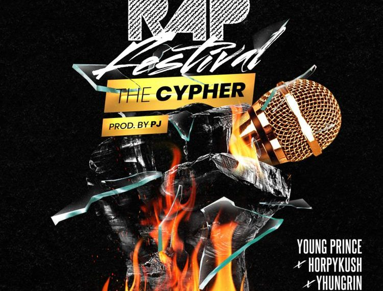 Young Prince Ft. Horpykush X Yhungrin & Zeef - Rap Festival (The Cypher)